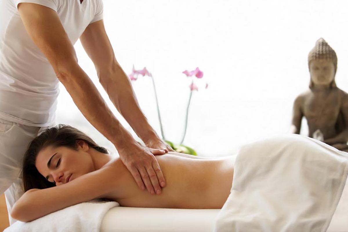 Swedish and Sports Massage in Cannes