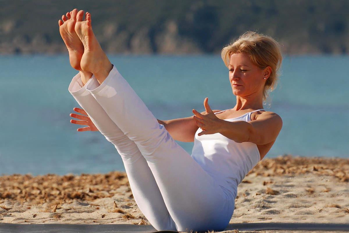 Pilates and yoga in Cannes